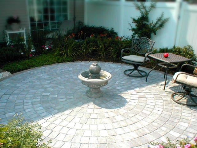 Leisure Landscapes Hardscaping Work